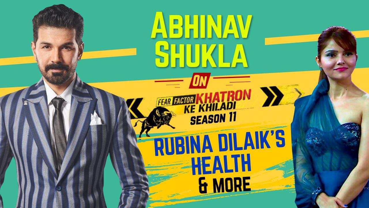 Exclusive: Khatron Ke Khiladi 11 में अपने डर को हैंडिल करने की कला सीखेंगे Abhinav Shukla, देखें वीडियो