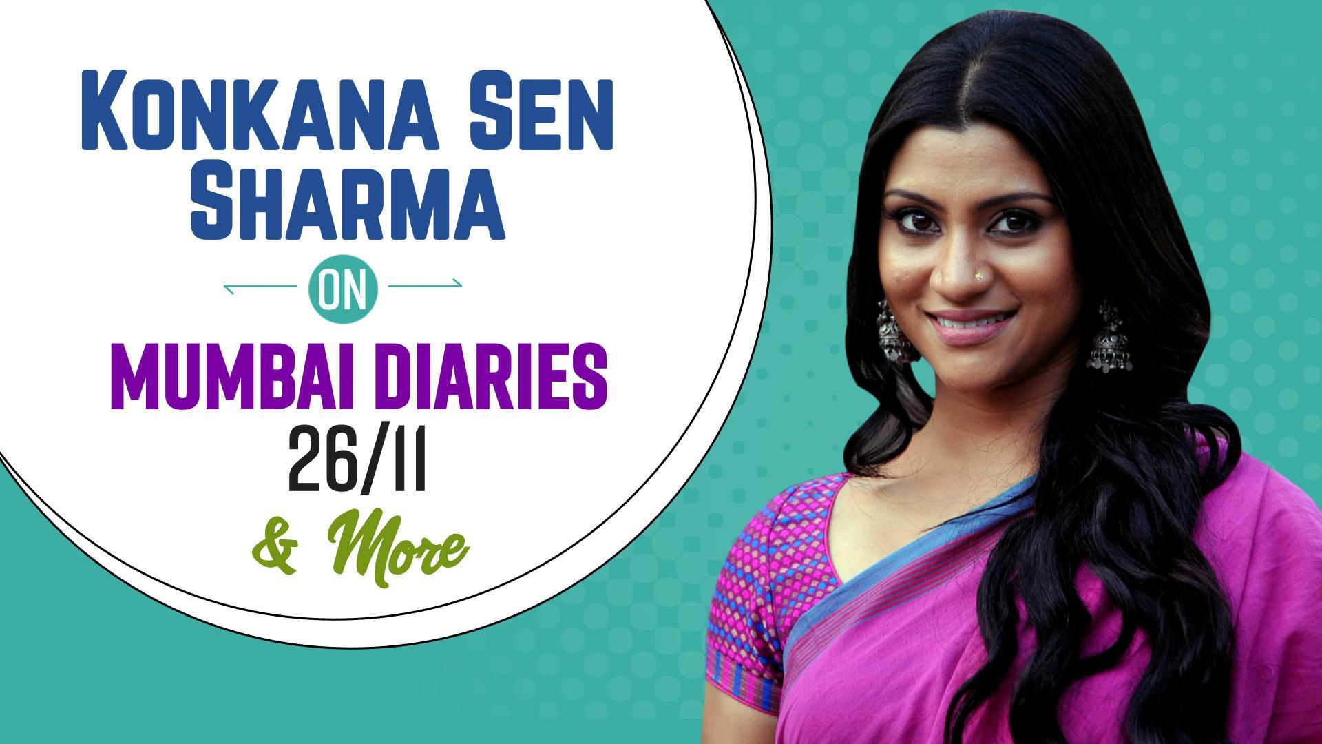 Exclusive Interview: कोंकणा सेन शर्मा की आने वालीं वेब सीरीज मुंबई डायरीज 26/11 है डॉक्टर्स को श्रद्धांजलि   Watch