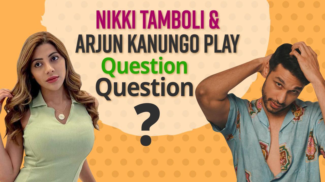 #BLSpecial: अर्जुन कानूनगो के सवाल सुनकर निक्की तम्बोली ने जवाब के बदले दागे सवालों के गोले: Exclusive