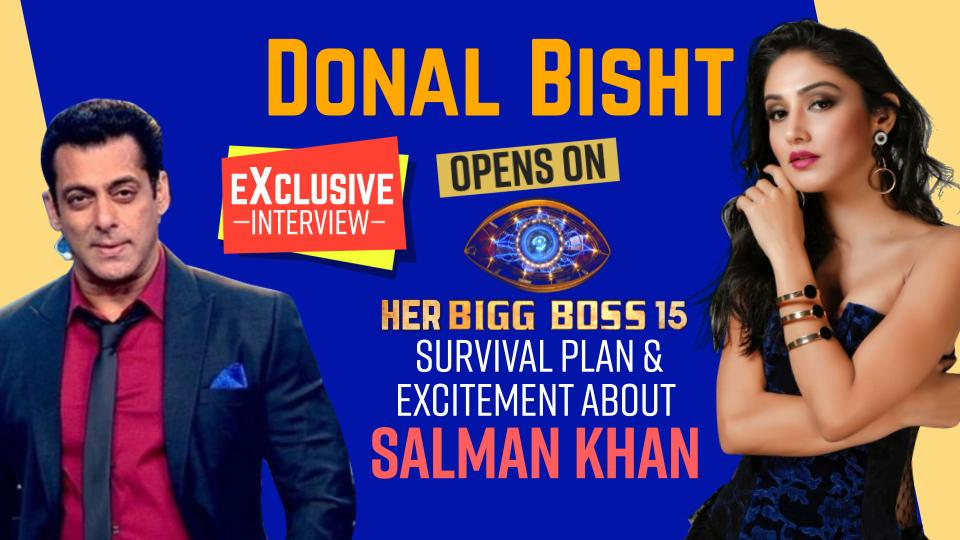 Bigg Boss 15: Donal Bisht REVEALS the one thing that might become a HUGE issue for her inside the house [EXCLUSIVE]